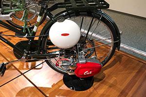 藤沢武夫が提案したカブF型