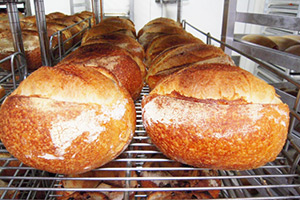 パン工場での人時生産性の計算例